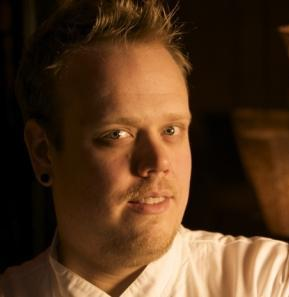 Vermilion's Executive Chef, Anthony Chittum