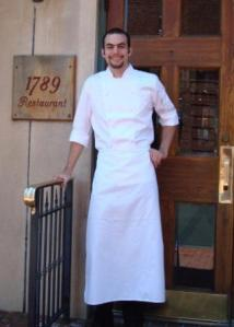 1789's Executive Chef, Dan Giusti
