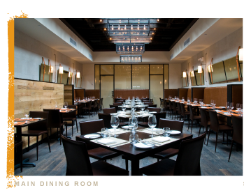 Scarpetta NYC Main Dining Room