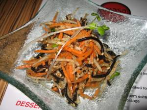 Masa 14 Jicama Salad