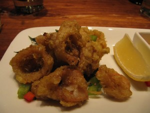 ZENTAN Salt & Pepper Calamari