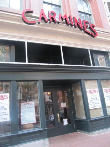 Carmine's DC